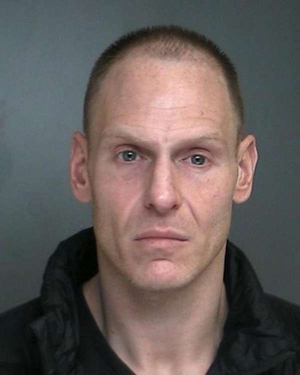 Dennis Weiss, 38, of Islip Terrace, was arrested