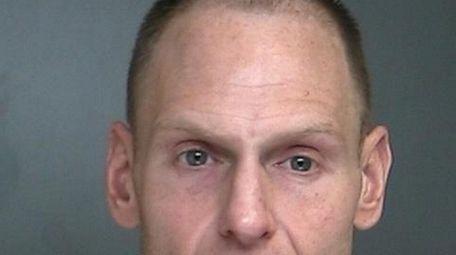 Dennis Weiss, 38, of Islip Terrace, was arrested