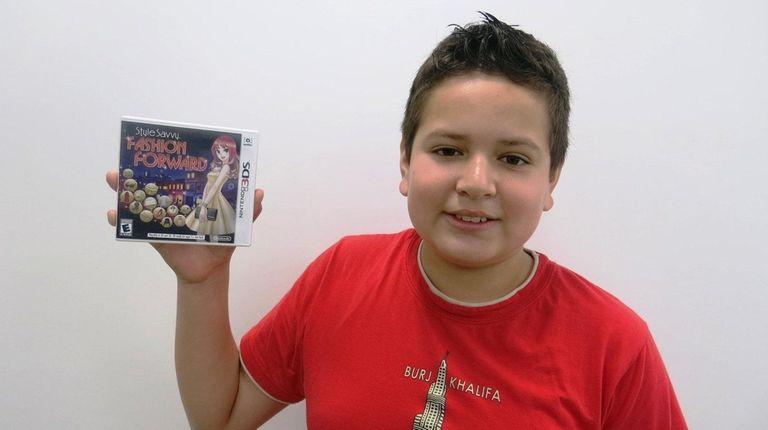 Kidsday reporter Joseph Velasquez says the Nintendo 3DS