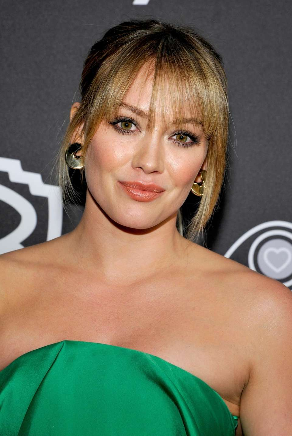 Actress/singer Hilary Duff attends The 2017 InStyle and