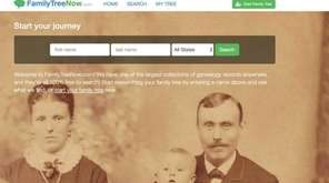 FamilyTreeNow.com is a free genealogy website that has