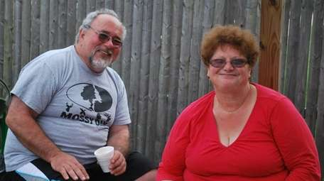 William Kear, 67, and his wife, Joanne Kear,