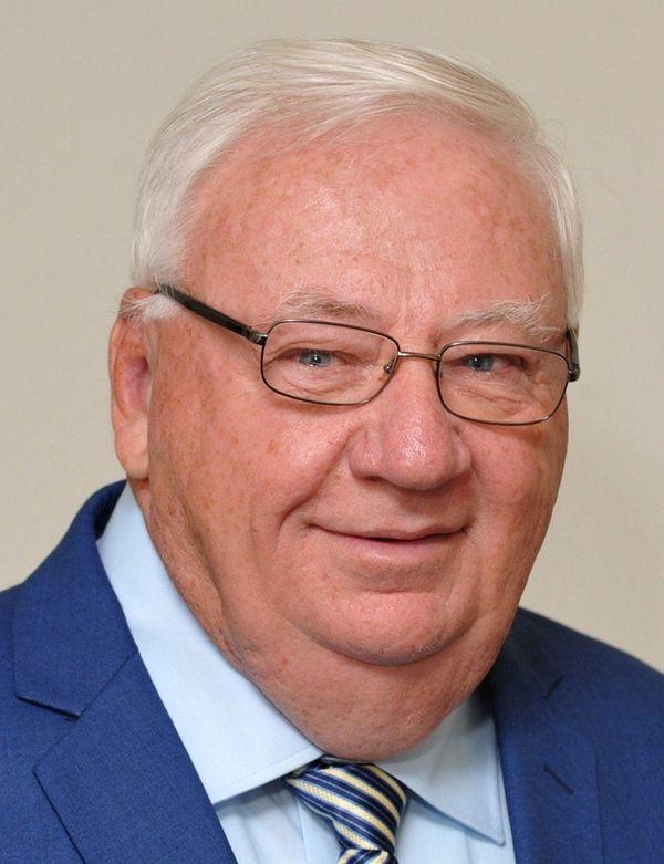State Sen. John Brooks found empty file cabinets