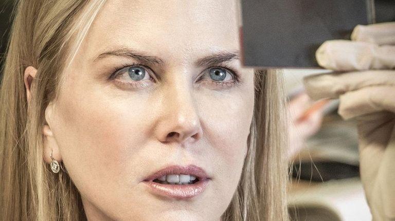 Nicole Kidman won't be bringing her role of