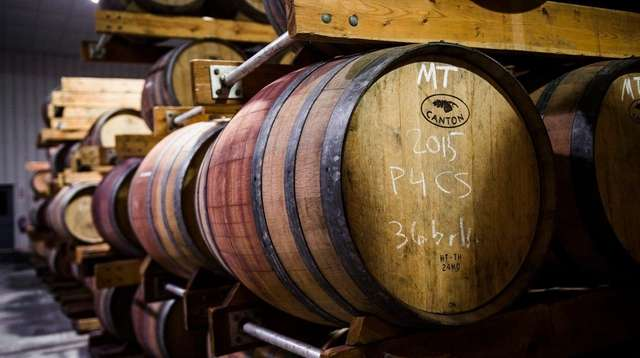 Pindar Vineyards in Peconic offers barrel tastings that