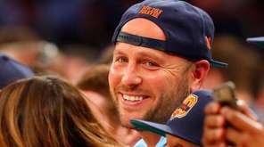 Matt Holliday of the New York Yankees attends