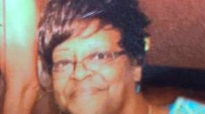 Suffolk police issued a Silver Alert for Ruthie