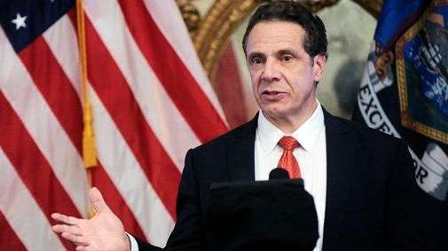 New York Gov. Andrew Cuomo releases his proposed