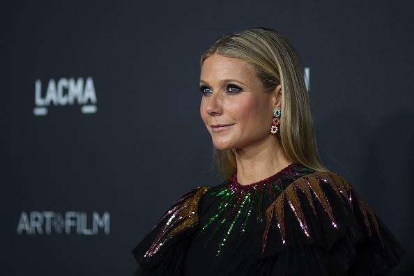 Actress Gwyneth Paltrow attends the LACMA Art +