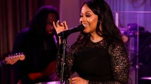 Singer Chrisette Michele has responded to the backlash