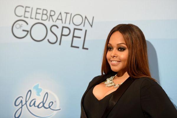 Chrisette Michele attends the BET Celebration Of Gospel