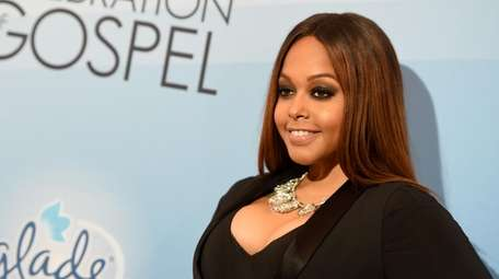 Chrisette Michele attends the BET Celebration Of Gospel