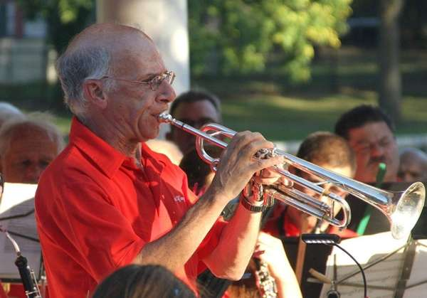 David Kopstein, a retired music teacher, who taught