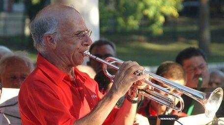 David Kopstein, a retired music teacher, who taught
