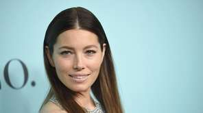 Actress Jessica Biel attends the Tiffany & Co.