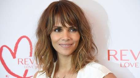 Actress Halle Berry attends a lunch celebration for