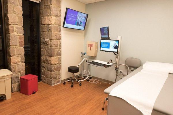 The new Northwell Health Orthopaedic Institute on East