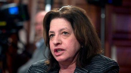 Audrey Zibelman, chairwoman of the Public Service Commission,