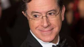 Stephen Colbert attends an event in Washington, D.C.,