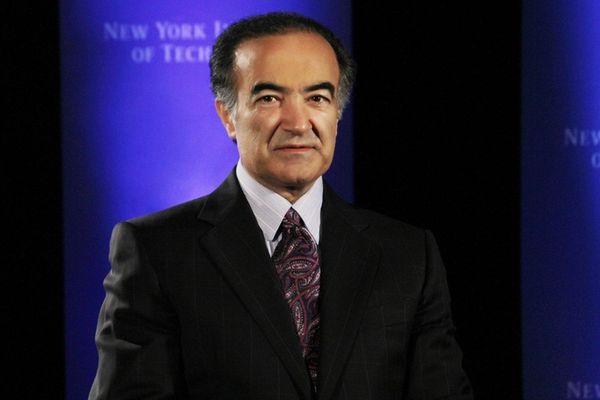 Rahmat Shoureshi, provost and vice president of academic
