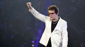 Tennis icon Billie Jean King will appear at