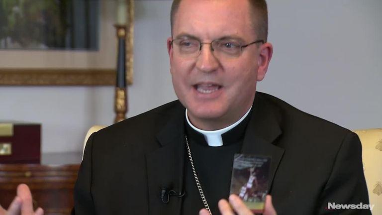 On Jan. 31, 2017, Bishop John Barres will