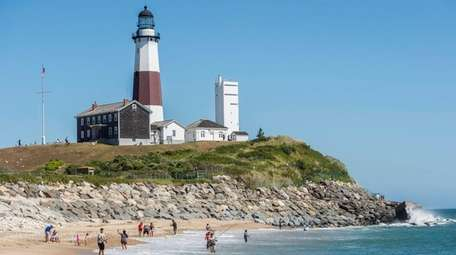 The Montauk Chamber of Commerce is debuting new