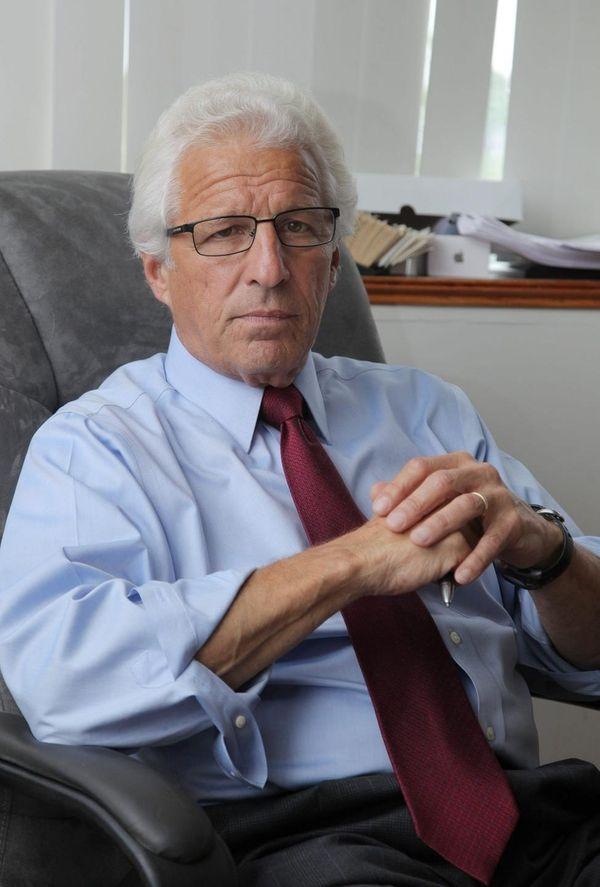 Former prosecutor Ray Perini, who was a GOP
