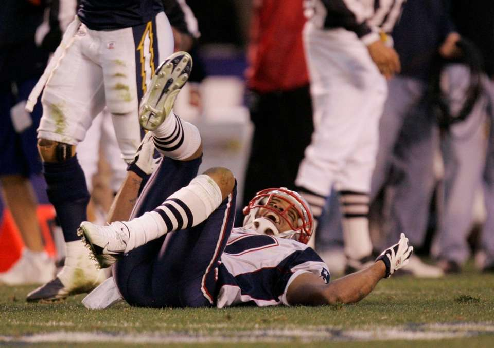 4 yards, divisional round vs. San Diego Chargers,