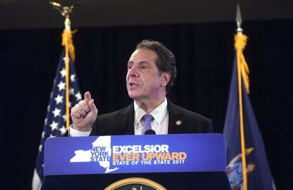 A little-noticed provision of Gov. Andrew M. Cuomo's