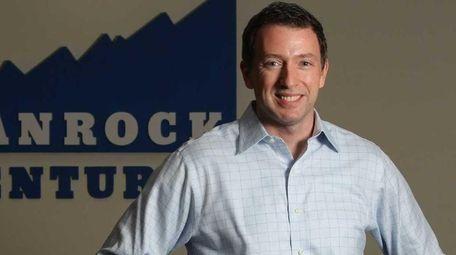 Mark Fasciano, managing director of Canrock Ventures, seen