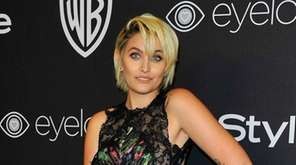 Paris Jackson attends the 18th post-Golden Globes party