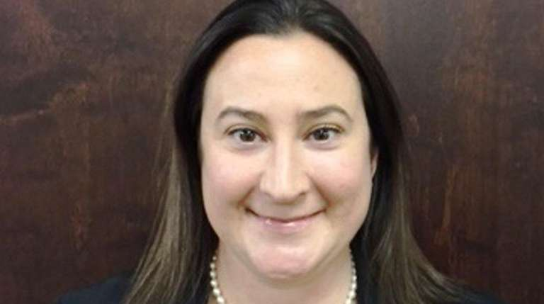 Kimberly Mosscrop, of St. James, has been hired