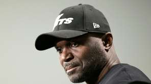 New York Jets coach Todd Bowles is looking