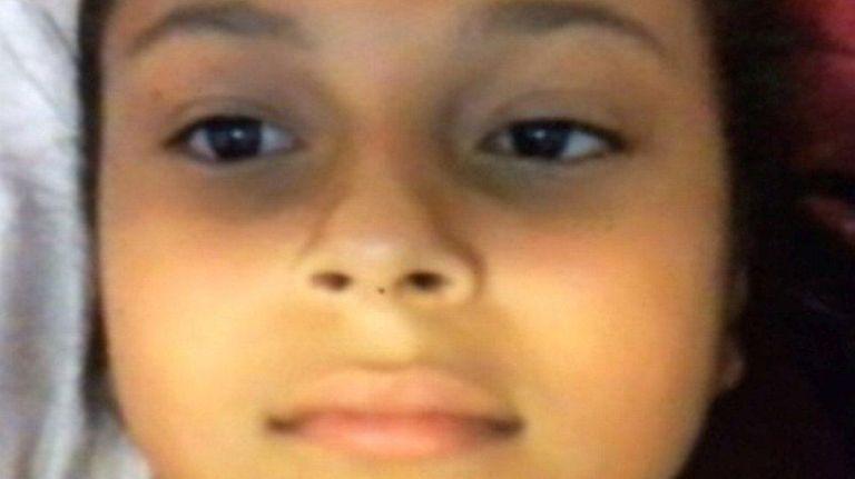 Lilian Yanes, 12, of Hempstead
