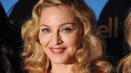 Madonna has filed for the adoption of two
