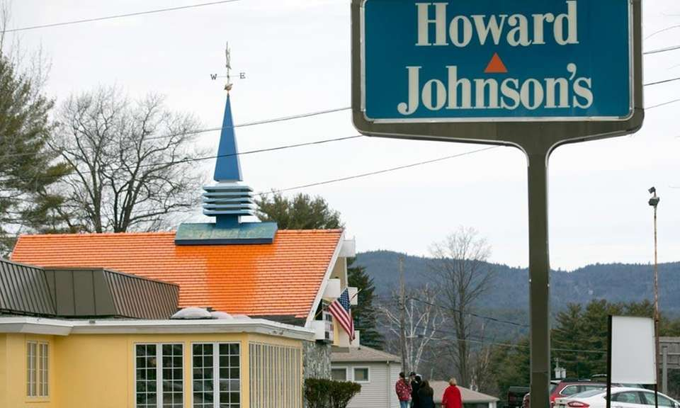 In the 1970s, Howard Johnson's restaurants numbered over