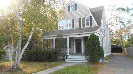 This five-bedroom Colonial, listed for $425,00 in January