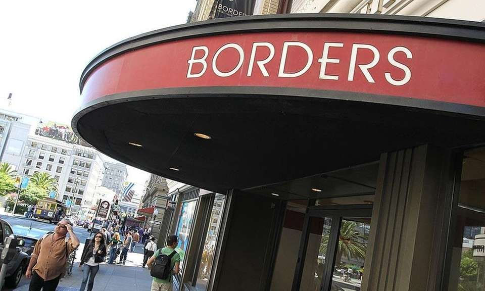 The bookseller Borders was founded in Michigan in