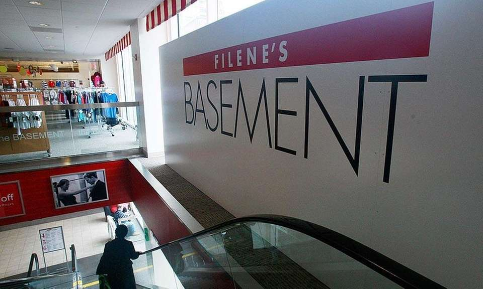 Filene's Basement started as an off-price store in