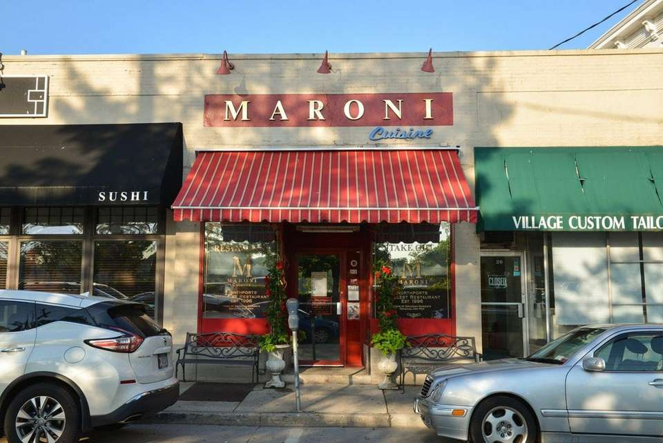Maroni Cuisine (18 Woodbine Ave., Northport): This spot