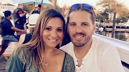 Layla and Matt Providente of Massapequa on a