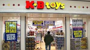 KB Toys began in Massachusetts in 1922, and