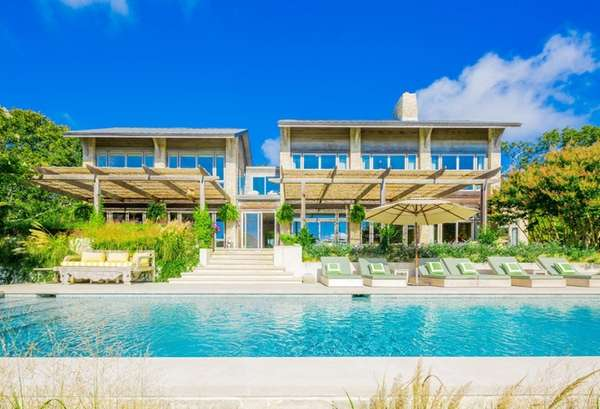 This three-lot, $10 million property in Montauk features