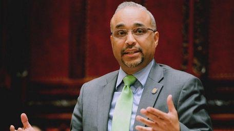 Democratic State Sen. Jose Peralta of Queens joined