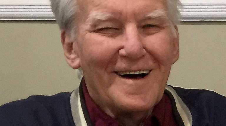 Joseph P. Killen, a World War II veteran,