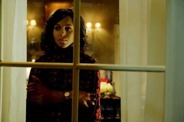Kerry Washington returns as Olivia Pope in