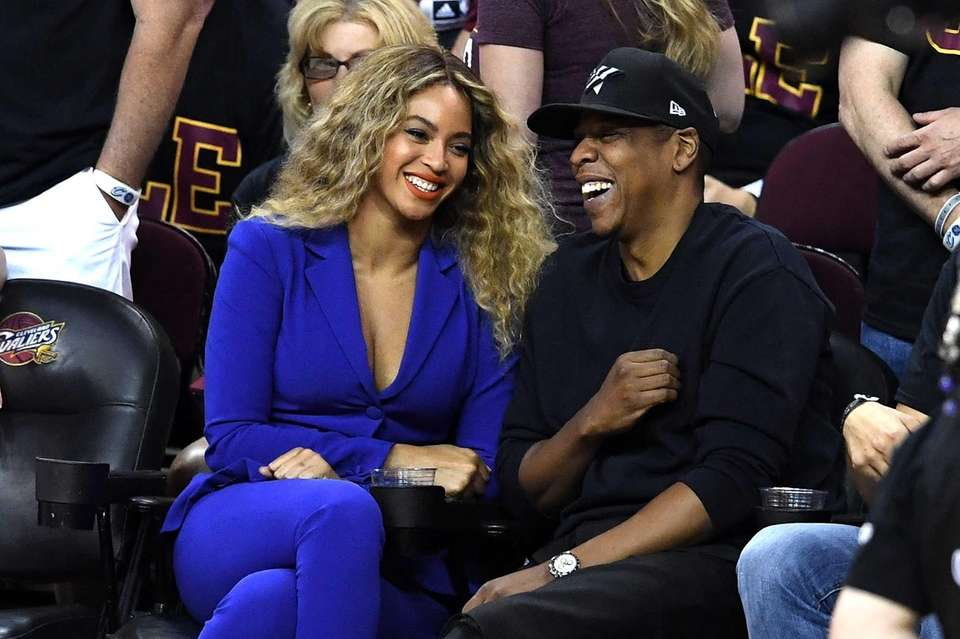 YEARS OF MARRIAGE: 8Beyonce Knowles, 35, and Shawn