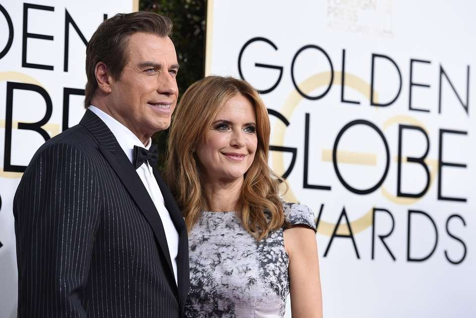YEARS OF MARRIAGE: 25 Actors Travolta, 62, and