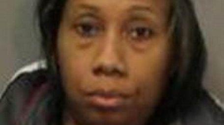 Cherie Aldridge, age 46, of Elmont, was arrested